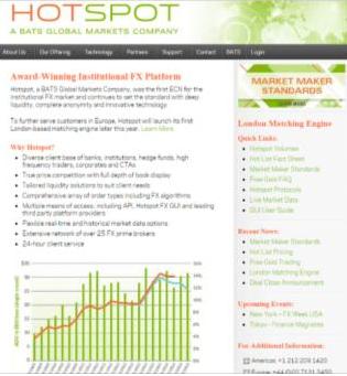 Сайт компании выглядит весьма презентабельно, на главной странице сразу видны все важные моменты, касающиеся работы компании, в том числе и текущая аналитика.