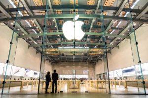 Сколько стоит доля в Apple